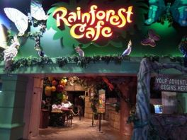 Rainforest Cafe Restaurant (Niagara Falls