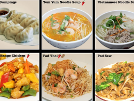 General Thai and Chinese Cuisine